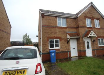 Thumbnail 2 bed semi-detached house for sale in Brecon Gardens, Eston, Middlesbrough