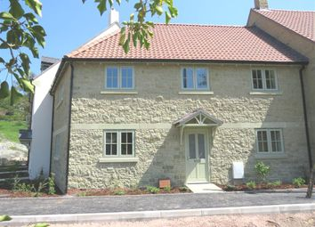 Thumbnail 3 bedroom terraced house for sale in Factory Hill, Bourton, Gillingham