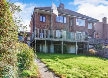 Thumbnail 3 bed semi-detached house for sale in Windmill Hill Road, Glastonbury