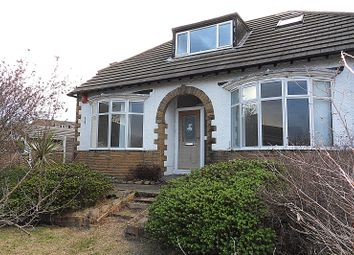 Thumbnail 2 bed detached bungalow for sale in Huddersfield Road, Mirfield, West Yorkshire