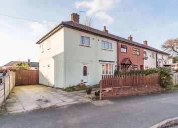 3 bed terraced house for sale in Sycamore Avenue, Golborne, Warrington WA3