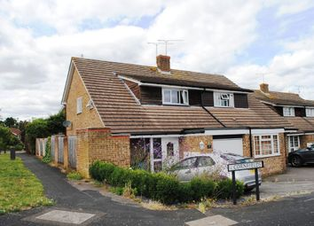 Thumbnail 3 bed semi-detached house to rent in Cornfields, Yateley
