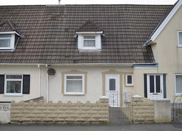 Thumbnail 2 bed terraced house for sale in Llwyn Derw, Swansea