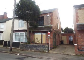 Thumbnail 2 bedroom semi-detached house for sale in Crescent Avenue, Coventry, West Midlands