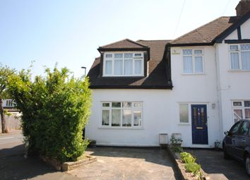Thumbnail 2 bed end terrace house for sale in The Crossways, Coulsdon, Surrey