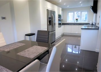 Thumbnail 3 bed semi-detached house for sale in Cobwells Close, Fleckney