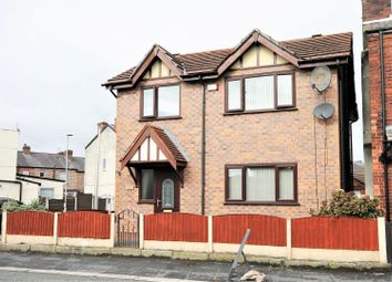 Thumbnail 3 bed detached house for sale in Trafford Road, Eccles, Manchester