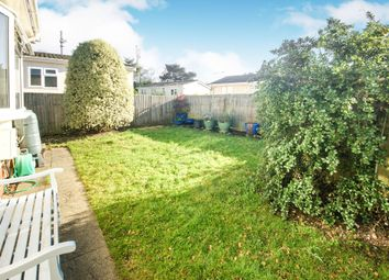 3 bed mobile/park home for sale in Matchams Lane, Hurn, Christchurch BH23