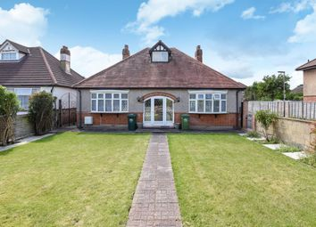 Thumbnail 3 bed detached bungalow to rent in Vicarage Road, Sunbury-On-Thames