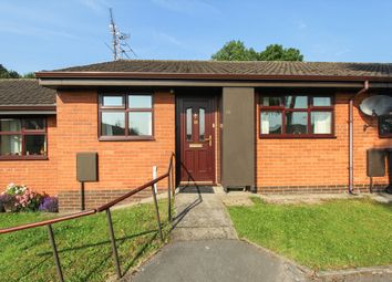 Thumbnail 2 bed terraced bungalow for sale in Rednall Close, Holme Hall, Chesterfield