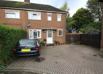 Thumbnail 4 bed semi-detached house for sale in Common Rise, Hitchin