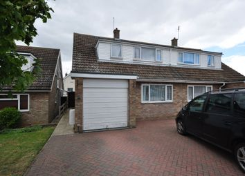 Thumbnail 4 bed semi-detached house for sale in Norwood Way, Walton-On-The-Naze