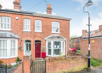 Queens Road, Basingstoke RG21. 3 bed end terrace house for sale