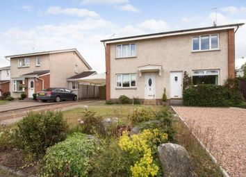 Thumbnail 2 bed semi-detached house for sale in Kenningknowes Road, Stirling, Stirlingshire
