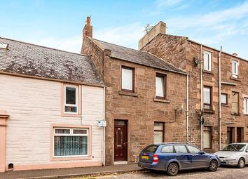Thumbnail 2 bed terraced house for sale in Montrose Street, Brechin