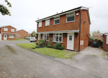 Thumbnail 2 bed semi-detached house to rent in Blenheim Close, Lostock Hall, Preston