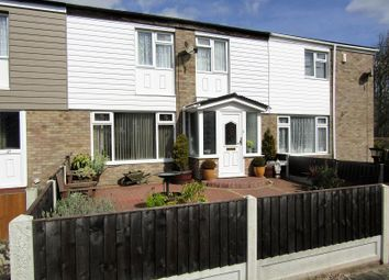 Thumbnail 3 bed terraced house for sale in Alcotes, Basildon, Essex.