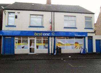 Thumbnail Retail premises for sale in Smiths Terrace, Easington Lane, Houghton Le Spring
