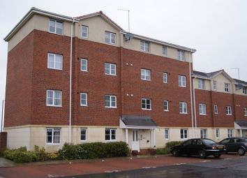 Thumbnail 2 bedroom flat for sale in Regency Apartments, Killingworth, Newcastle Upon Tyne