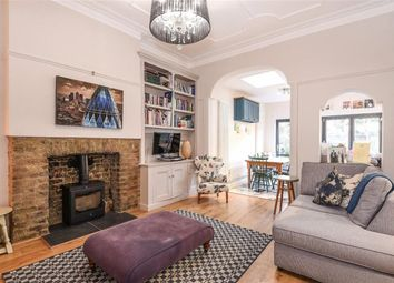 Thumbnail 4 bed flat for sale in Huron Road, London
