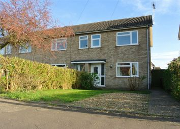 Thumbnail 3 bedroom end terrace house for sale in Gunthorpe Road, Peterborough