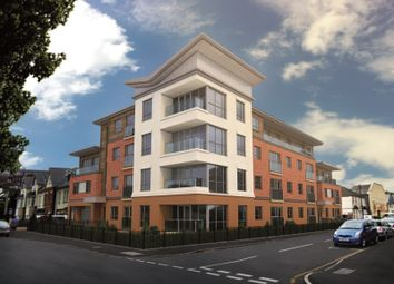 Thumbnail 1 bed flat for sale in Maybury Road, Woking