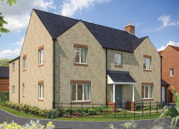 """Thumbnail 4 bedroom detached house for sale in """"The Ellison"""" at Summertown, East Hanney, Wantage"""