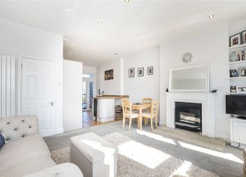 Thumbnail 3 bed flat for sale in Swaffield Road, London