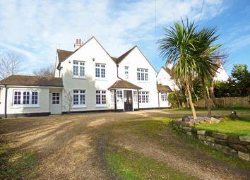 Thumbnail 4 bed detached house for sale in Barrack Lane, Aldwick, Bognor Regis, West Sussex
