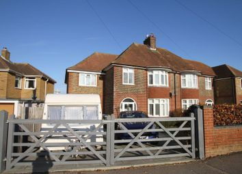 Thumbnail 5 bed semi-detached house for sale in Station Road, Walmer, Deal
