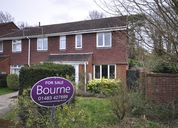 Thumbnail 3 bed end terrace house for sale in Old Rectory Close, Bramley, Guildford