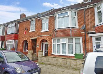 Thumbnail 3 bed terraced house for sale in Northover Road, Portsmouth, Hampshire