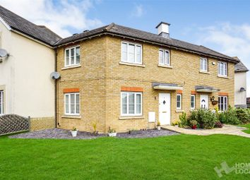 Thumbnail 2 bedroom terraced house for sale in Stocker Way, Eynesbury, St Neots