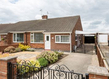 Thumbnail 2 bed bungalow for sale in Melwood Grove, Acomb, York