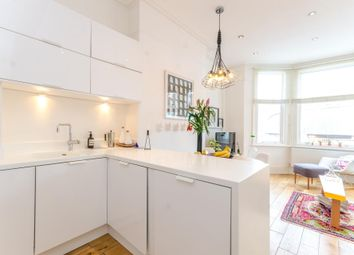 Thumbnail 3 bedroom flat to rent in Iverson Road, West Hampstead, London