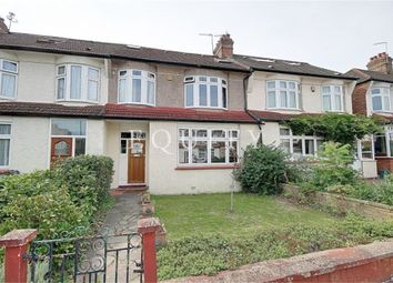 Thumbnail 4 bed terraced house for sale in Borden Avenue, Enfield