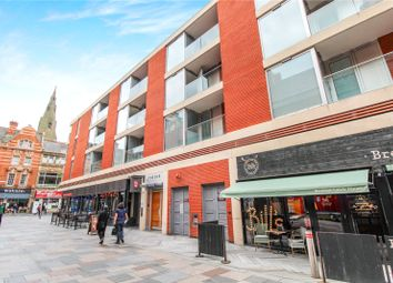 Thumbnail 1 bed flat for sale in Shires Lane, Leicester