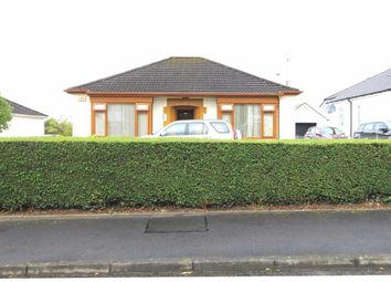 Thumbnail 2 bed detached bungalow for sale in Crawford Drive, Glasgow