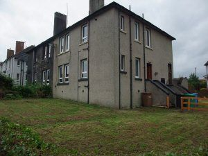 Thumbnail 2 bed flat to rent in Union Street, Kelty