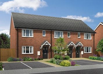 Thumbnail 2 bedroom terraced house for sale in 84, 86, 88, 90, 92, Park Road, Blaby, Leicestershire