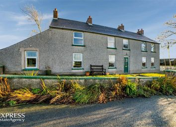 Thumbnail 4 bed detached house for sale in Inishargy Road, Kircubbin, Newtownards, County Down
