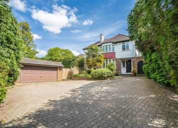 Thumbnail 4 bed detached house for sale in Whyteleafe Road, Caterham