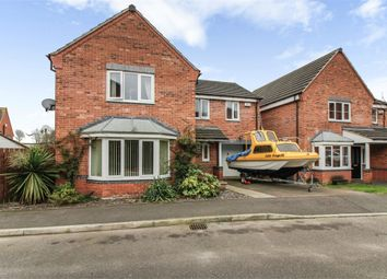 Thumbnail 4 bed detached house for sale in Chapel Close, Blackwell, Alfreton, Derbyshire