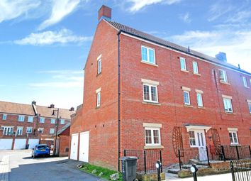 Thumbnail 5 bed end terrace house to rent in Delft Crescent, Redhouse, Swindon, Wiltshire