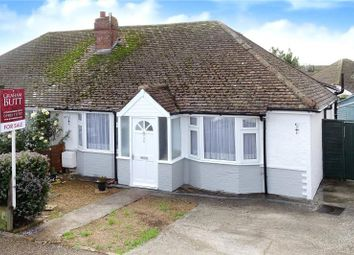 Thumbnail 2 bed semi-detached bungalow for sale in Courtwick Road, Wick, Littlehampton