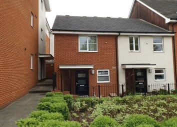 Thumbnail 2 bed end terrace house to rent in Lindisfarne Way, Reading