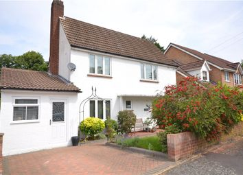 Thumbnail 4 bed detached house for sale in York Road, Camberley, Surrey