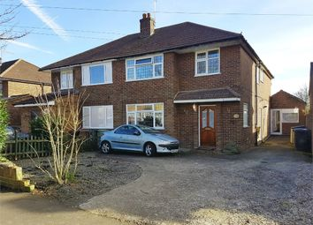 Thumbnail 4 bed semi-detached house for sale in The Gardens, Brookmans Park, Hatfield