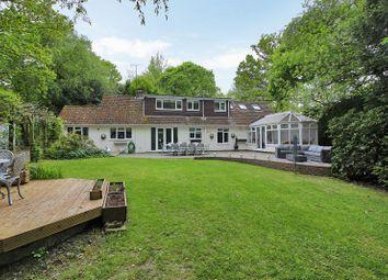 Thumbnail 3 bedroom detached house for sale in Dowlands Lane, Copthorne, Surrey