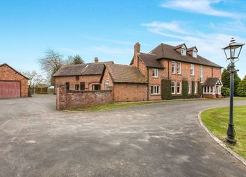 Thumbnail 6 bed detached house for sale in Tilstock Lane, Tilstock, Whitchurch